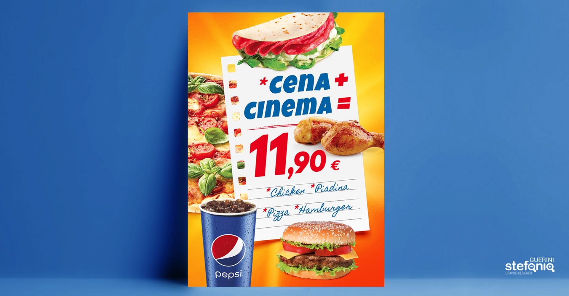 CINELANDIA_combo stefania-guerini-graphic-designer-immagine-coordinata-logo-locandine-flyer-stampa cantu como