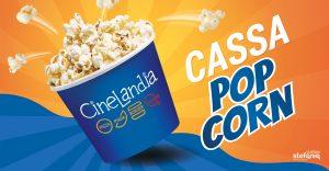 cinelandia impaginazione grafica cartello forex popcorn