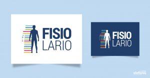 fisiolario progettazione grafica logo