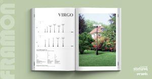 Framon impaginazione grafica catalogo prodotti