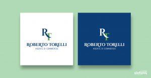 Roberto Torelli progettazione grafica logo