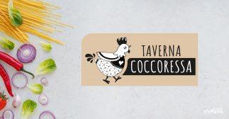 taverna coccoressa progettazione grafica logo